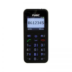 Fysic mobiele senioren telefoon fm6700