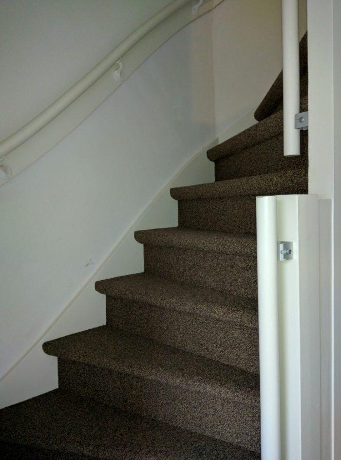 tweede trapleuning