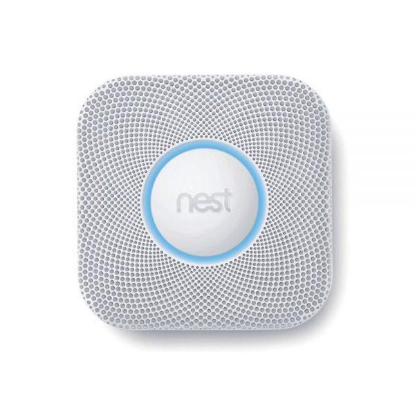 Alarm via Nest Slimme Rookmelder