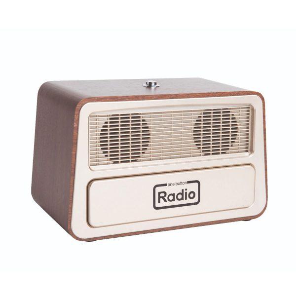 Radio 1 Retro Eenvoudige radio