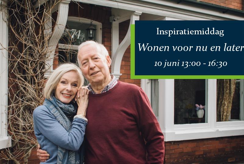 Inspiratiemiddag voor professionals in ouderen en wonen